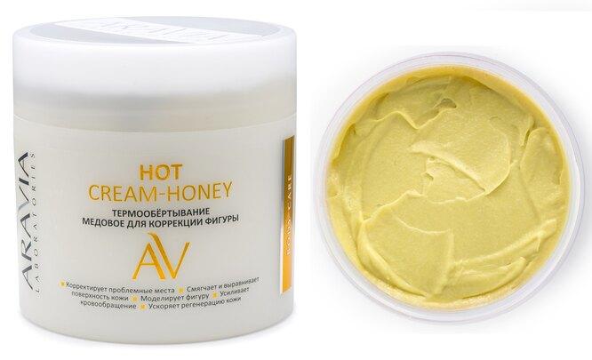 Hot Cream-Honey, Aravia Laboratories, 960 руб