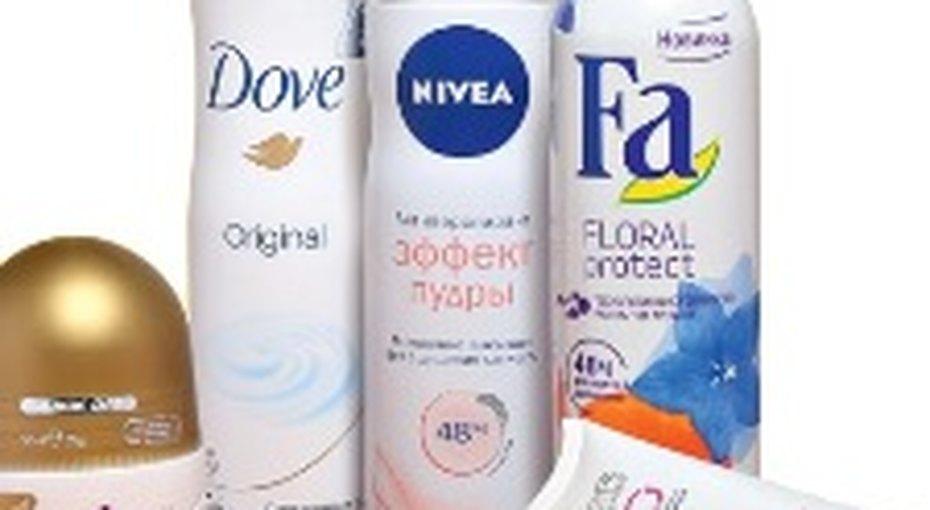 5 самых эффективных дезодорантов-антиперспирантов