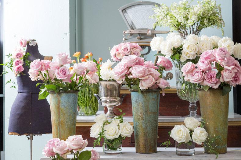 Как сохранить свежесть цветов? 5 секретов флористов