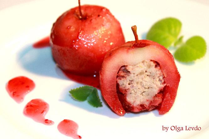 «Пьяные яблоки»