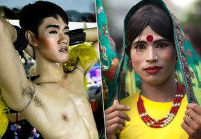 Калалаи, бердаши, катои: отношение к полам и гендерам в разных культурах