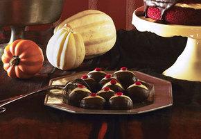 Готовим с детьми: 5 ужасно вкусных сладостей на Хэллоуин