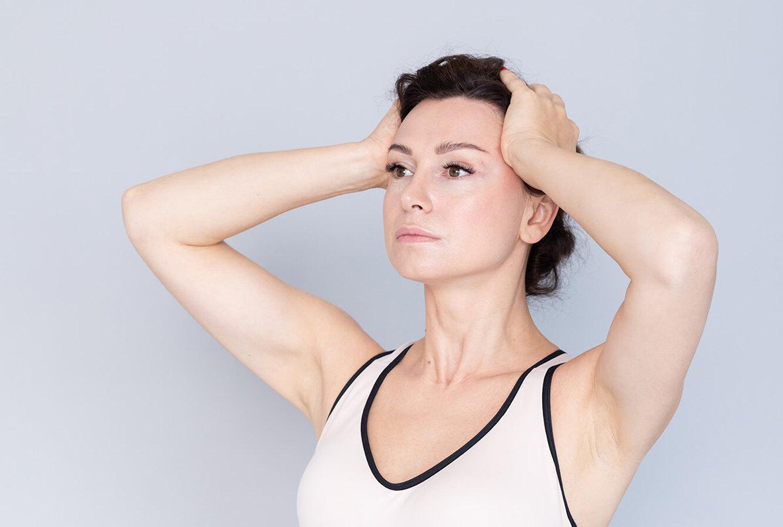 Фейсфитнес: упражнения от морщин