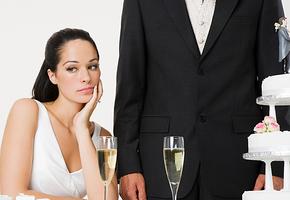 О чем молчит свадебный фотограф: 10 знаков, что пара не очень-то счастлива