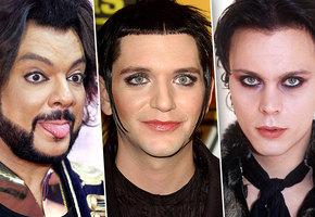 Не только для девушек: 10 знаменитых мужчин, которым нравится макияж
