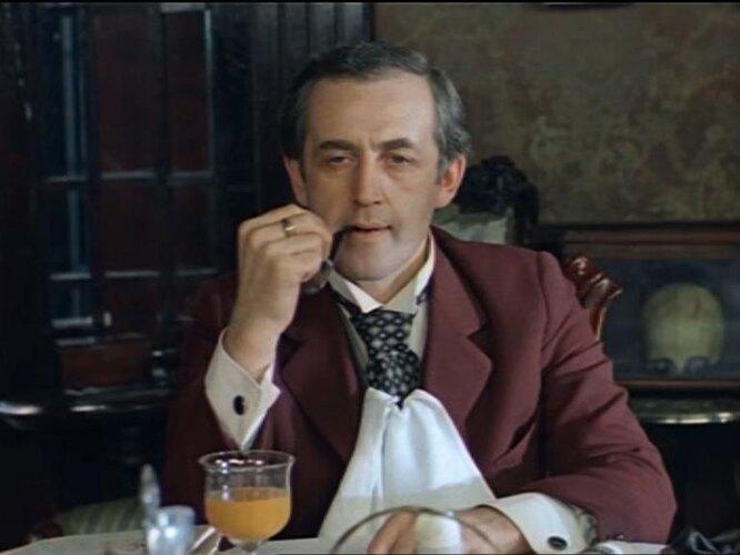 Приключения Шерлока Холмса и доктора Ватсона - Кровавая надпись (1979)