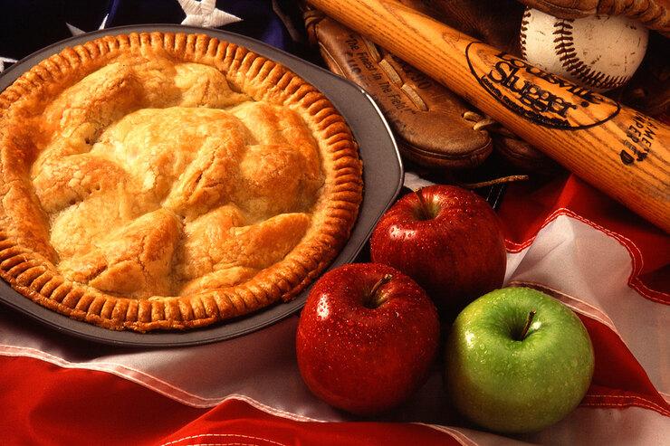 Рецепт вермонтского яблочного пирога
