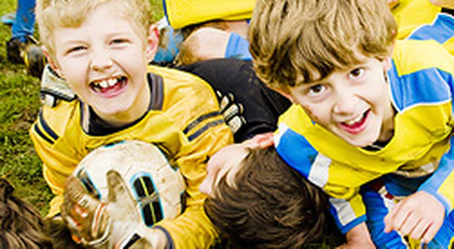 Футбольные секции длядетей и5 причин записать ребенка нафутбол