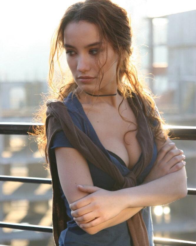 Виктория Дайнеко в 18 лет, личный архив звезды