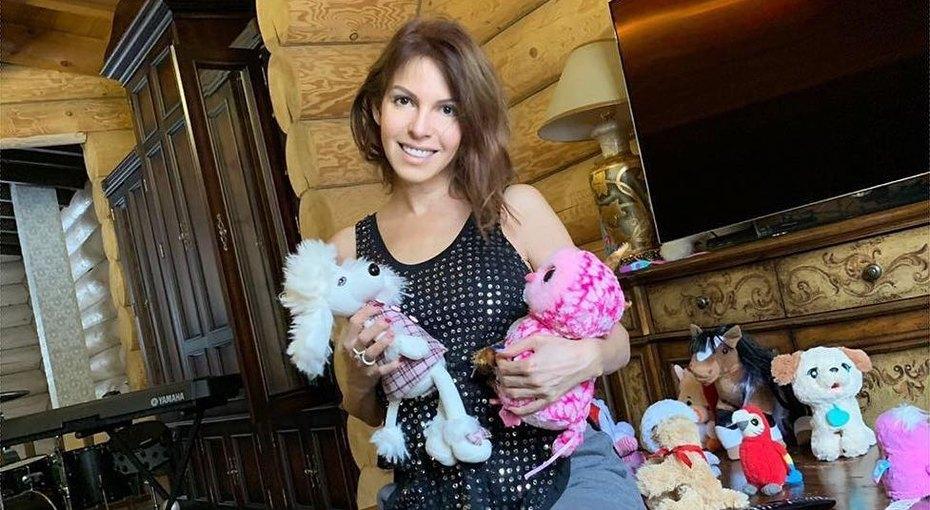 52-летняя Наталья Штурм стала бабушкой
