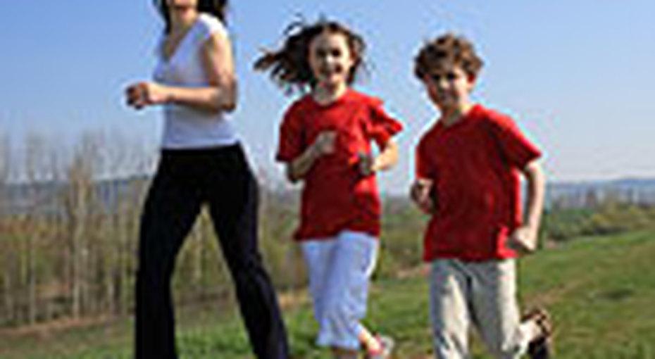 Как приучить ребенка кспорту?