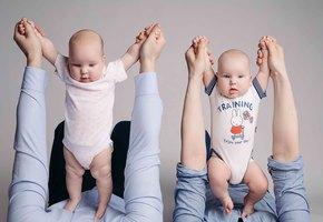 Российской семье, в которой родилось сразу четверо детей, предоставили квартиру и социальную няню