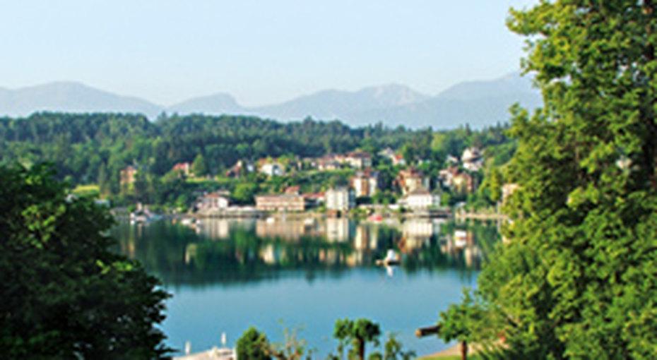 Каринтия: земля тысячи озер