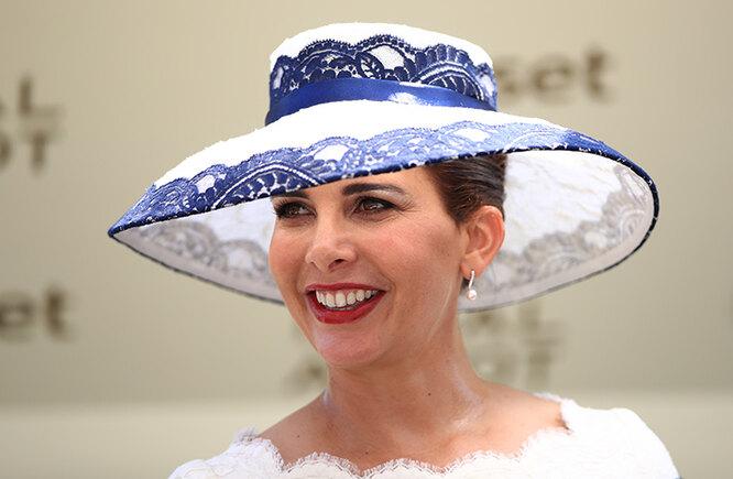 Дубайская принцесса Хайя