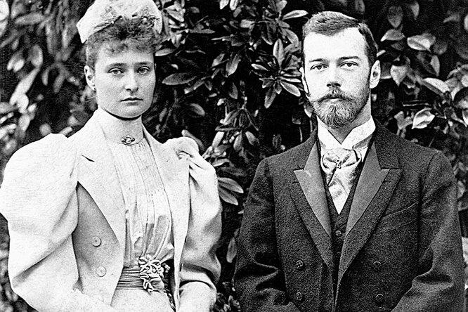 Николай II иАлександра: медовый месяц длиной в23 года