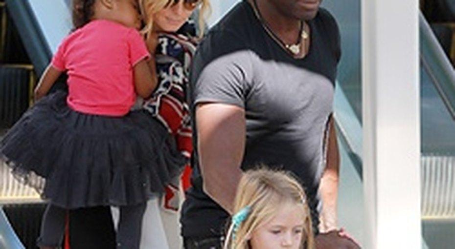Хайди Клум хочет усыновить ребенка