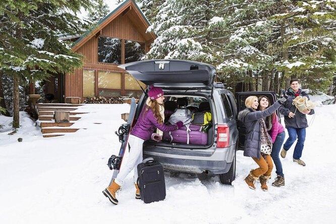 10 вещей, которые никогда нельзя оставлять вхолодной машине