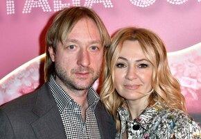 «Очень чувственно»: Рудковская и Плющенко исполнили зажигательный танец