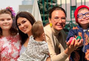 10 звёзд, которые стали родителями особенных детей