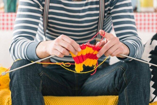 Вязание помогает справиться сдепрессией, облегчает хронические боли изамедляет процесс деменции