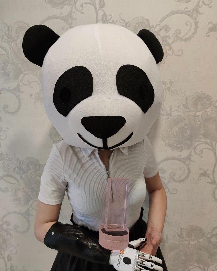 панда изшоу Маски