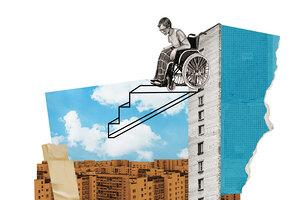 Коля и полоса препятствий: Лида Мониава о жизни с ребёнком в инвалидной коляске