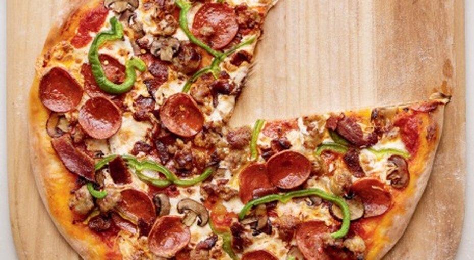 Пицца по‑быстрому: 5 готовых основ и12 рецептов