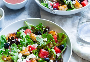 5 ингредиентов, которые стоит добавить в салат, чтобы он стал полезнее для здоровья и фигуры