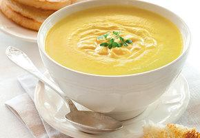 Овощной суп - пюре
