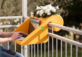 15 лайфхаков для крошечного балкона