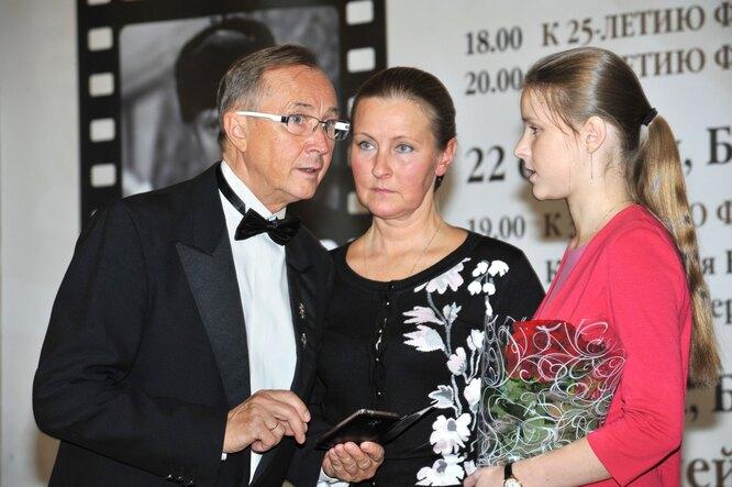 Николай Бурляев, Инга Шатова, Дарья Бурляева