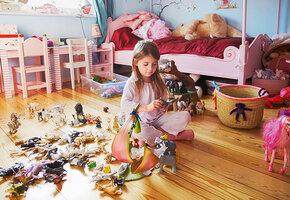 Как убирать в детской? И научить ребенка строить отношения и принимать решения
