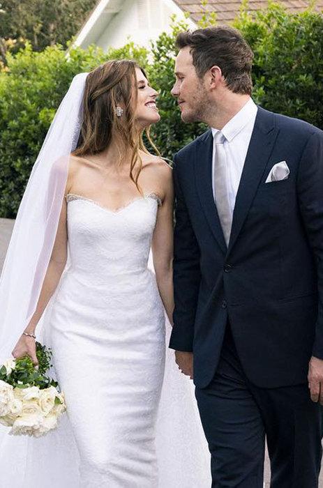 Кэтрин Шварценеггер с мужем