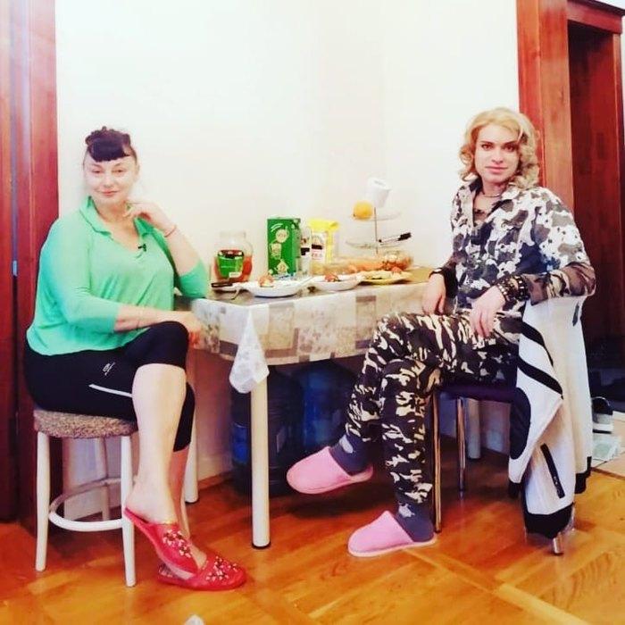 Лидия Алифиренко иГоген Солнцев фото