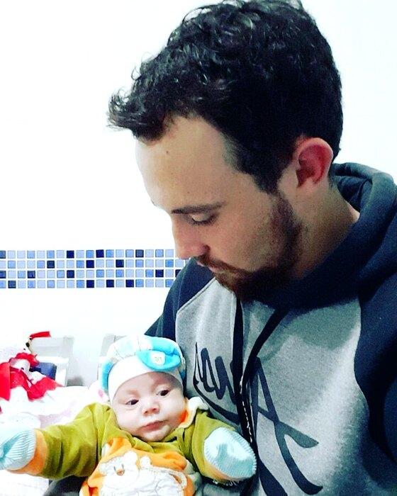 Невероятно: двое малышей родились через123 дня после смерти матери