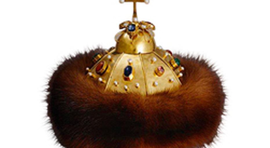 Выставка «Коронации вМосковском Кремле»