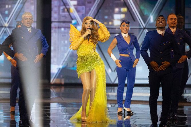 Платья, которые мы незабудем: самые яркие наряды «Евровидения-2019»