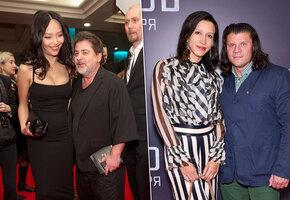 Размер не имеет значения: российские звездные пары, где женщина выше мужчины