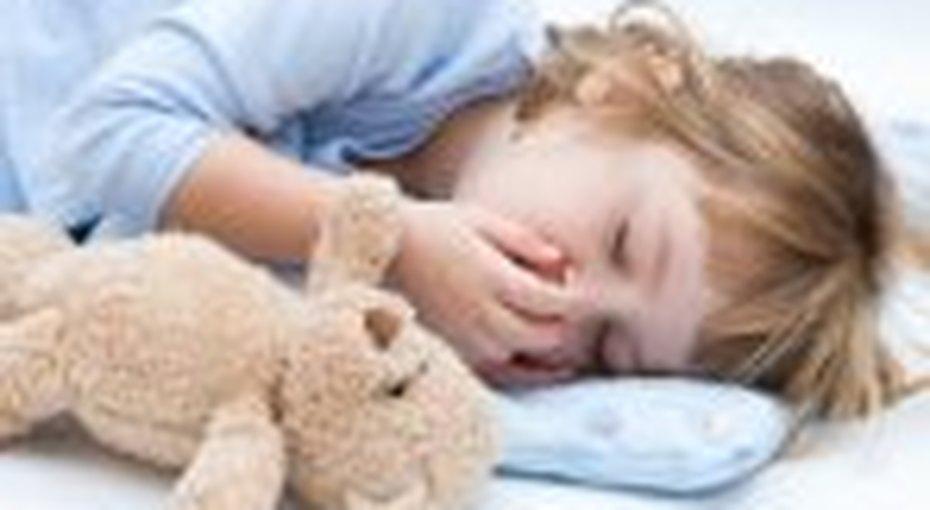 Полным детям надо побольше спать