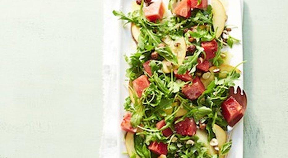 Питание впост: рецепты постных салатов