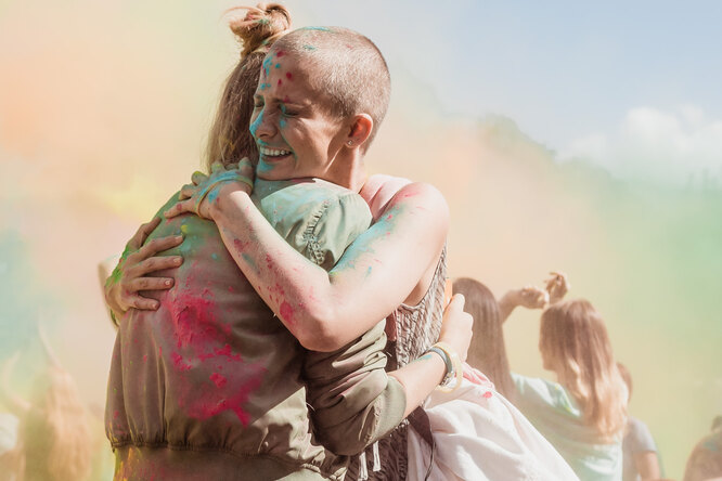 «257 причин, чтобы жить»: наТНТ выходит сериал одевушке, которая победила рак изаново ищет счастье