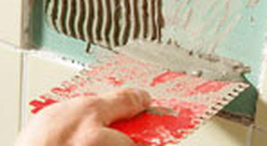 Как восстановить отвалившуюся плитку