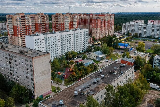 Самый большой «не город» России: как переехать вПодмосковье, часть 14, Нахабино