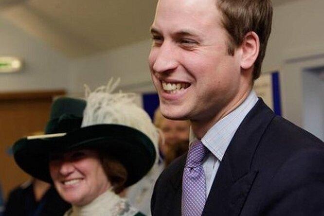 Принц Уильям дал интервью бездомной девушке, чтобы помочь ей стать журналистом