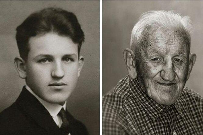 «Лица века». Как вы будете выглядеть всвои 105 лет?