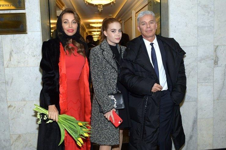 Олег Газманов, Марианна Газманова, Марина Газманова
