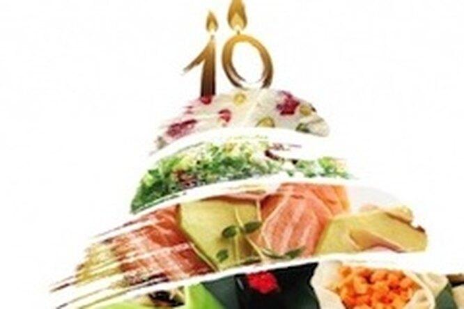 10 лет «Тануки» —  скидка 30% навсе меню!