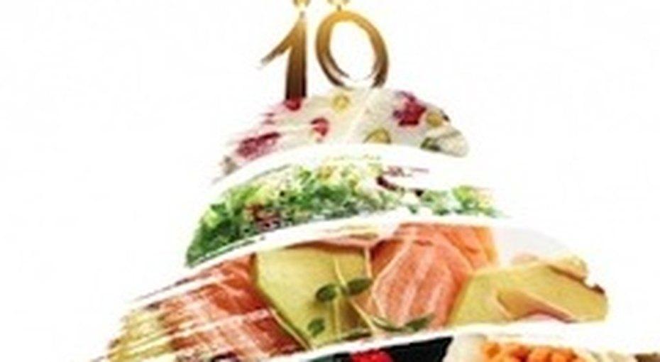 10 лет «Тануки» -  скидка 30% навсе меню!