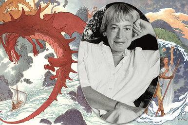 Урсула Ле Гуин: создающая миры, мать наших детских снов