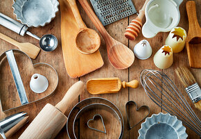 Тёрка и еще 8 кухонных принадлежностей, у которых есть срок годности